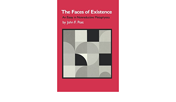 Essay existence face in metaphysics nonreductive thesis aknowledgements
