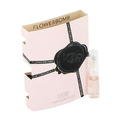 Flowerbomb Viktor & Rolf .05 oz / 1.5 ml edp Spray Vial Sampler