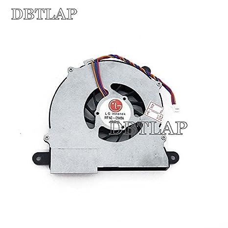 DBTLAP Ventilador de la CPU del Ordenador portátil para LG R405 R400 RD400 R40 R405-A R405-S RD405 Ventilador: Amazon.es: Electrónica