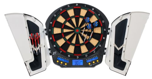 EastPoint Sports EPS 4.0 Electronic Dartboard and Cabinet Set by EastPoint Sports