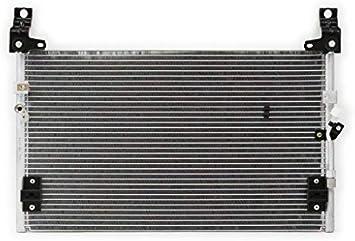 A//C Condenser-Condenser Serpentine UAC CN 4664PFC fits 1995 Toyota Tacoma