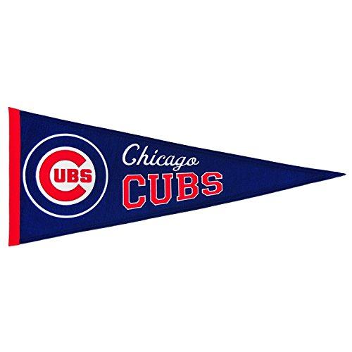MLB Chicago Cubs Medium Pennant