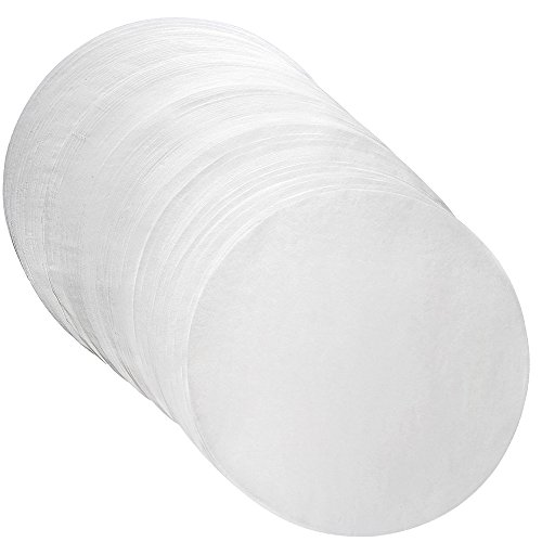 Parchment Paper Circles - 100 Pack Cake Baking Paper Rounds Liners(9 Inch)