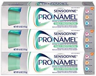 3-Pack Sensodyne Pronamel Toothpaste 4 Ounce