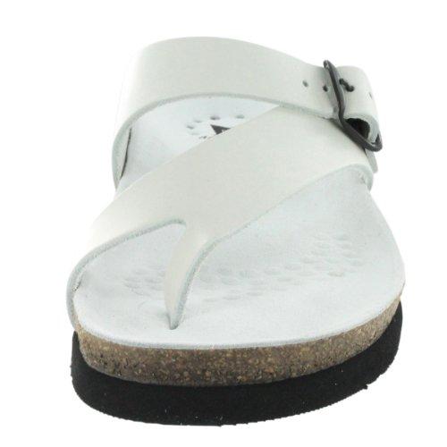 cuir Chaussure HELEN Femme 2880 Mephisto Blanc Tong g6SnSTI