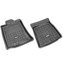 Rugged Ridge All-Terrain 82904.30 Black Front Row Floor Liner For Select Toyota FJ Cruiser Models