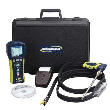 Residential Combustion Analyzer - 8