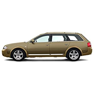 Amazon.com: 2004 Audi Allroad Quattro Reviews, Images, and Specs: Vehicles