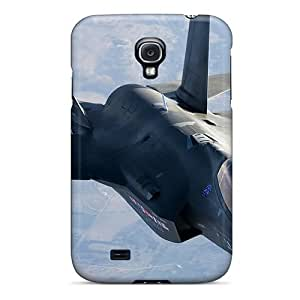 Galaxy Case - Tpu Case Protective For Galaxy S4- F 35 Lightning