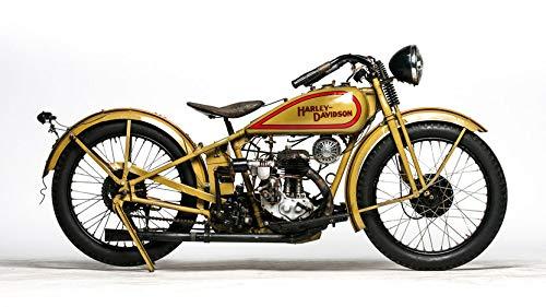 Galleon - 1932 Harley Model B Single Motorcycle Restored