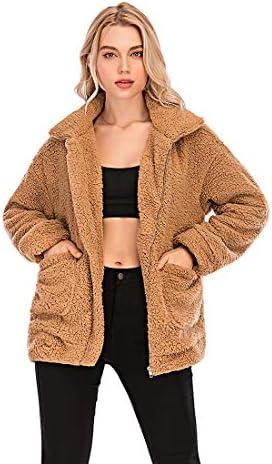Brown fluffy jacket _image0