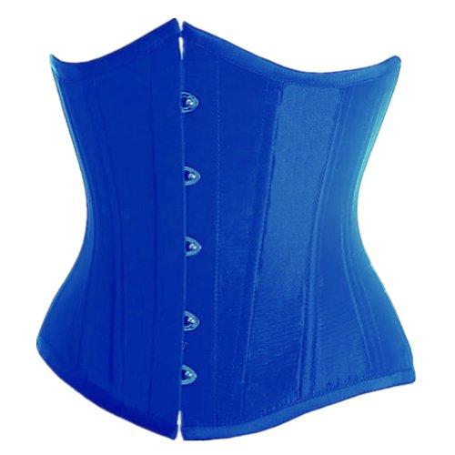 QinYing Party Underwear Waist Cincher Bustier Underbust Boned Corset