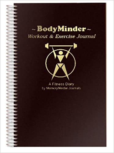 fitness journal book