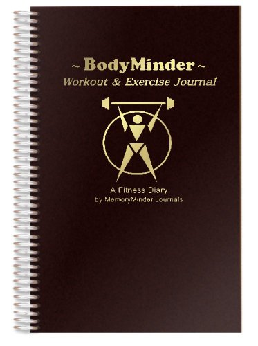 (BODYMINDER Workout and Exercise Journal (A Fitness)