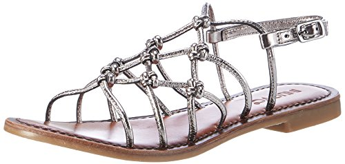 Inuovo 7213 - Romana Mujer Silber (Pewter)