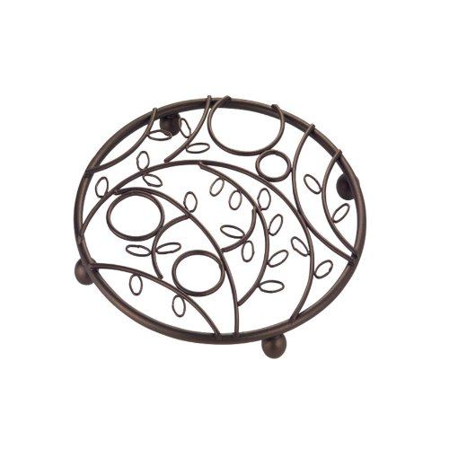 InterDesign Twigz Trivet, Bronze