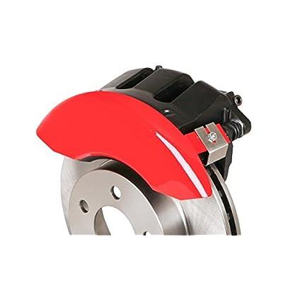 MGP Caliper Covers 10229SXPLRD Red Caliper Cover: Automotive