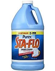 Dial 1592400 Sta-Flo Liquid Starch, 0.5 Gallon Capacity, Opaque