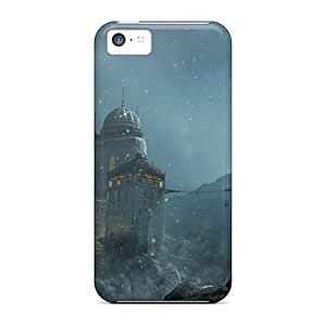 Tpu Fashionable Design Creed Fantasy Art Assassins Creed Revelations Rugged Case Cover For Iphone 5c New