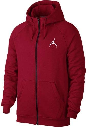 Jumpman Fleece FZ Hooded Long Sleeve