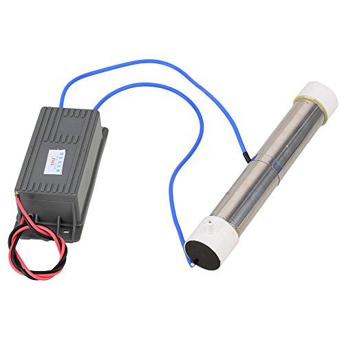 - AC110V 3g/hr Ozone Generator Ozone Quartz Tube for Water Air Plant Cleaner