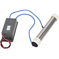 AC110V 3g/hr Ozone Generator Ozone Quartz Tube for Water Air Plant Cleaner