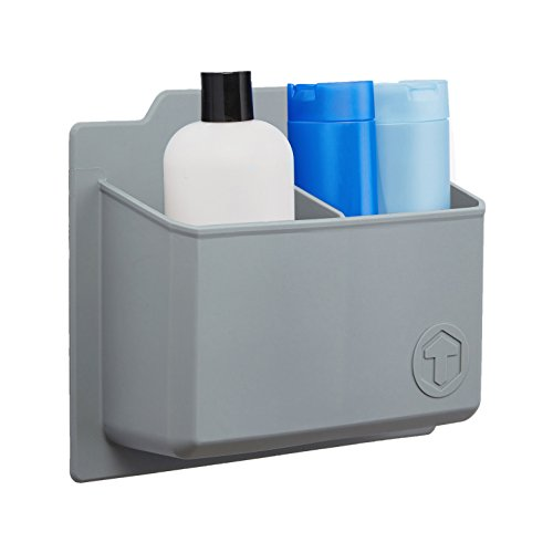 Tooletries Dual Pocket Organizer, Grey