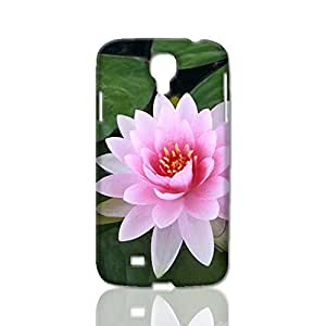 Pinkish Lotus Flower 3D Rough Case Skin, fashion design image custom, durable hard 3D case cover, Case New Design for Iphone 5/5S Case Cover , By Codystore