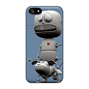 Top Quality Cases Covers For Iphone 5/5s Cases With Nice Funny 3d Backgrounds Appearance