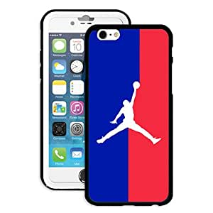 Iphone 6 6S/4.7 Inch Funda Case Brand Logo Air Jordan Sneaker Symbol Plastic Back Funda Case for Cellphone