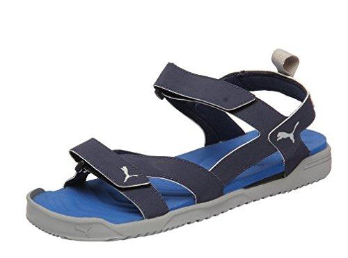 c0ddff28d3e0 Puma Men s Prime Idp Blue Sandals-11 UK India (46 EU) (36488906 ...