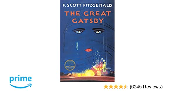 picture about The Great American Read List Printable named : The Suitable Gatsby (9780743273565): F. Scott