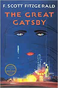 The Great Gatsby Book Page Art Confusion Of A Simple Mind… Print