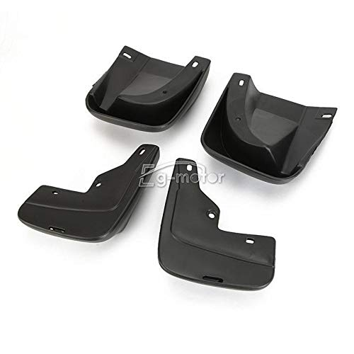 Mudguards 4x Splash Guards Mud Flaps Front Rear For 98-02 Honda Accord Sedan 4DR Only