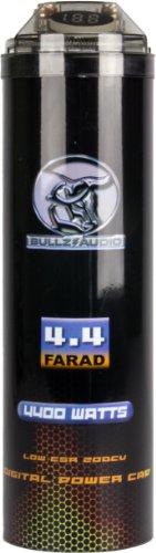 (2) BULLZ AUDIO 4400W 12V BCAP 4.4 Digital Car Power Farad Capacitors | BCAP4.4 by BULLZ AUDIO (Image #5)'