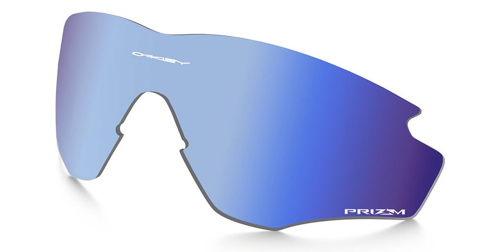 Oakley M2 Frame XL Prizm Replacement Lens Prizm Deep Water Polarized, One Size by Oakley