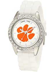 Game Time Womens COL-FRO-CLE Frost Watch - Clemson