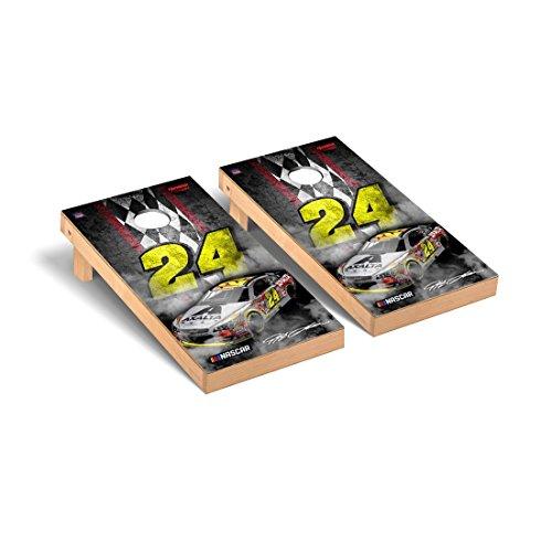 Victory Tailgate NASCAR Jeff Gordon #24 Regulation Cornhole Game Set Pit Row Version - Jeff Gordon Set