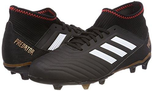 Rojsol Noires 000 18 Soccer Fg Chaussures negbas Ftwbla Predator Adidas De 3 Unisexes Enfants zOpA57wq