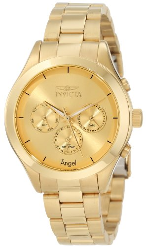 Invicta-Womens-12466-Angel-Gold-Tone-Stainless-Steel-Watch
