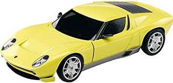Mondo Motors 63635 Mod/èle /à l/échelle 1:24 Lamborghini SVJ Voiture pour Enfants Jusqu/à 20 km//h de Vitesse