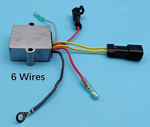 Rectifier Voltage Regulator For Mercury 883072T2 883072T1 893640-00 4 Stroke