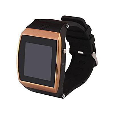 Mixca Fashion LED Capacitive Touch Screen Bluetooth Smart Watch for Samsung