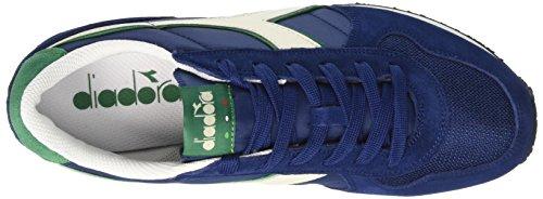 Diadora II Green Uomo Verdant Top K Run Estate Blu Low Scarpe Blue rqYxrAPn