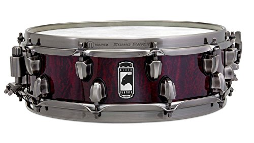 Mapex Black Panther Artist Series Snare Drum - Russ Miller Versatus - Edge Series Snare Drum