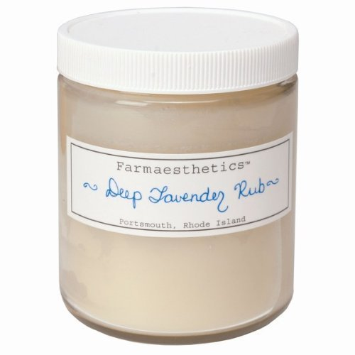Farmaesthetics Deep Lavender Rub 4 oz