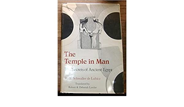 The Temple Of Man Pdf