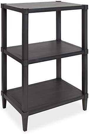 Kate and Laurel Rio Free-Standing Wooden Bookcase