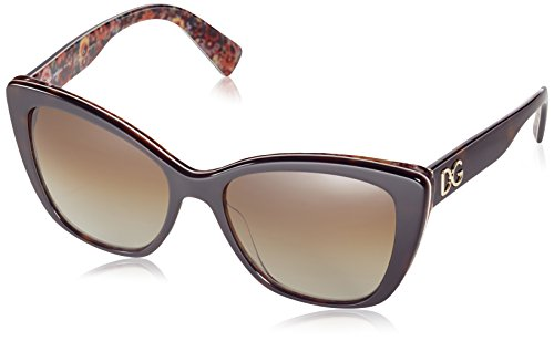 c92864771044 D G Dolce   Gabbana Women s 0DG4216 Square Sunglasses - Buy Online in Oman.