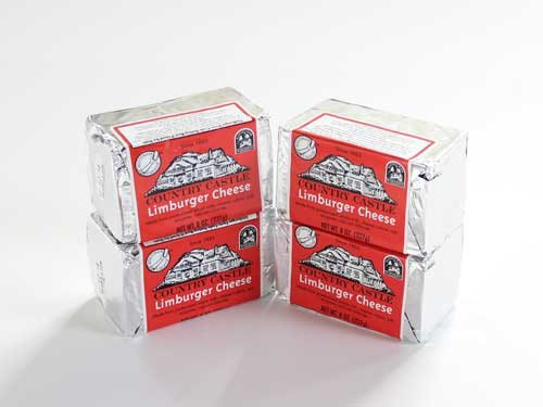 Limburger Cheese (8 Ounce) 4-Pack